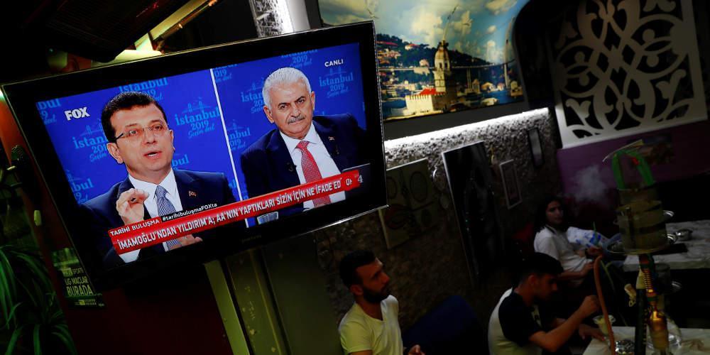 Ημέρα μάχη στην Τουρκία: Ιμάμογλου και Γιλντιρίμ κοντράρονται ξανά για την Κωνσταντινούπολη