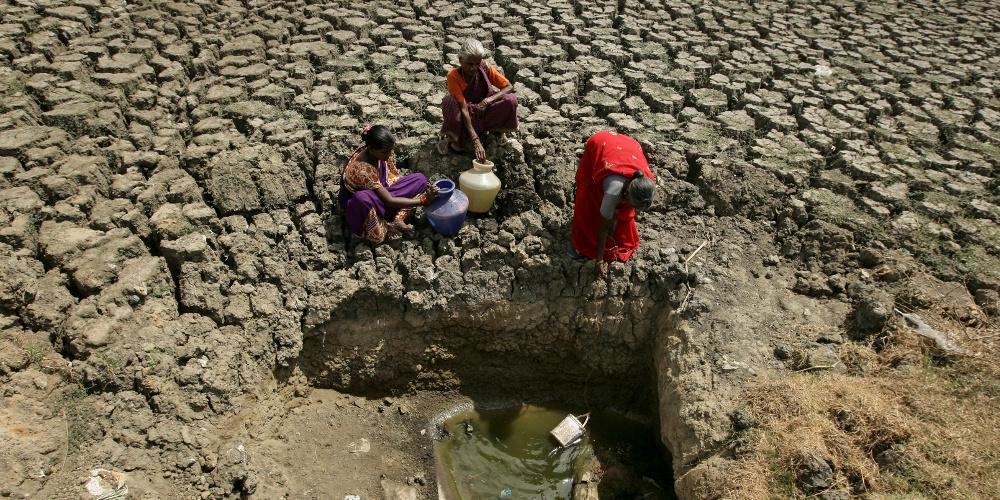 Καίγεται η Ινδία: 78 νεκροί από τον καύσωνα - Δεν πέφτει κάτω από τους 45 βαθμούς η θερμοκρασία