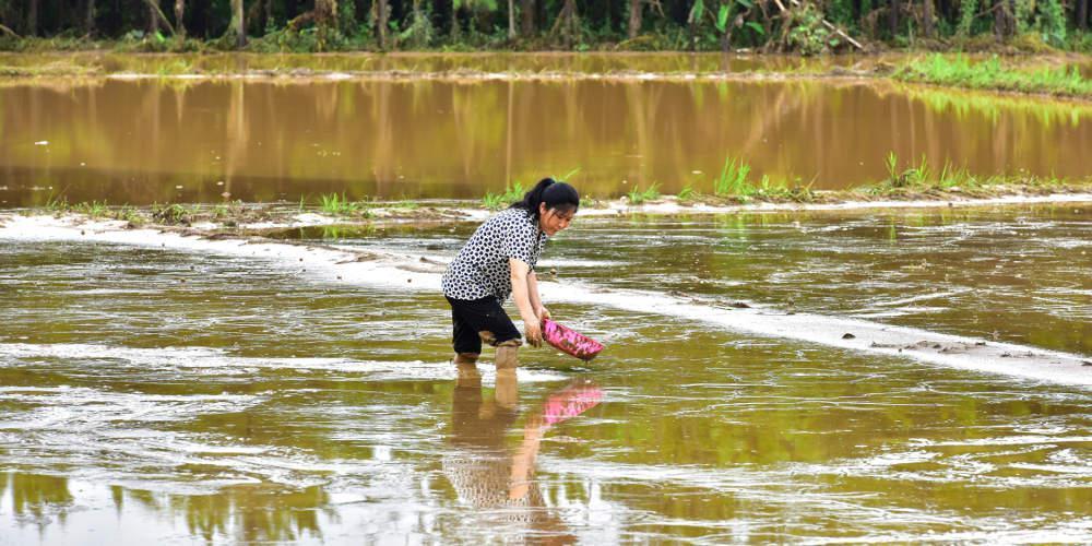 Τραγωδία στην Κίνα: 19 νεκροί και μεγάλες καταστροφές από πλημμύρες [βίντεο]