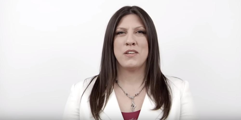 «Θέλεις #ζωη_στη_Βουλη;»: Το προεκλογικό σποτ της Κωνσταντοπούλου