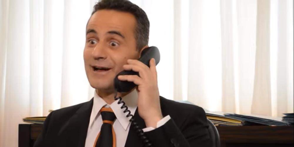 Το προεκλογικό σποτ του Λεβέντη έχει «άρωμα» κυβέρνησης και διορισμών [βίντεο]