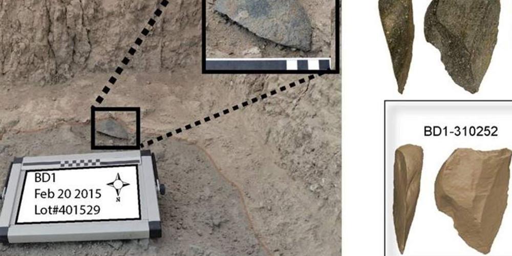 Ανακαλύφθηκαν λίθινα εργαλεία ηλικίας 2,6 εκατ. ετών στην Αιθιοπία