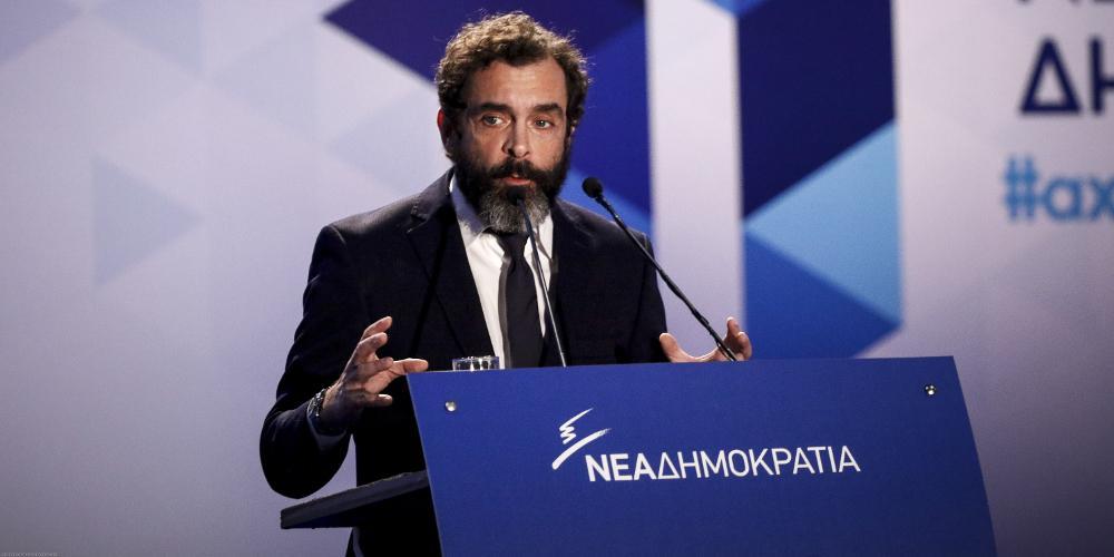 «Πιστεύω στον Κυριάκο»: Ο Μαρκουλάκης εξηγεί γιατί είναι υποψήφιος στο Επικρατείας