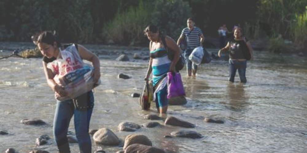 Αύξηση Λατινοαμερικάνων μεταναστών στην ΕΕ λόγω… Μαδούρο