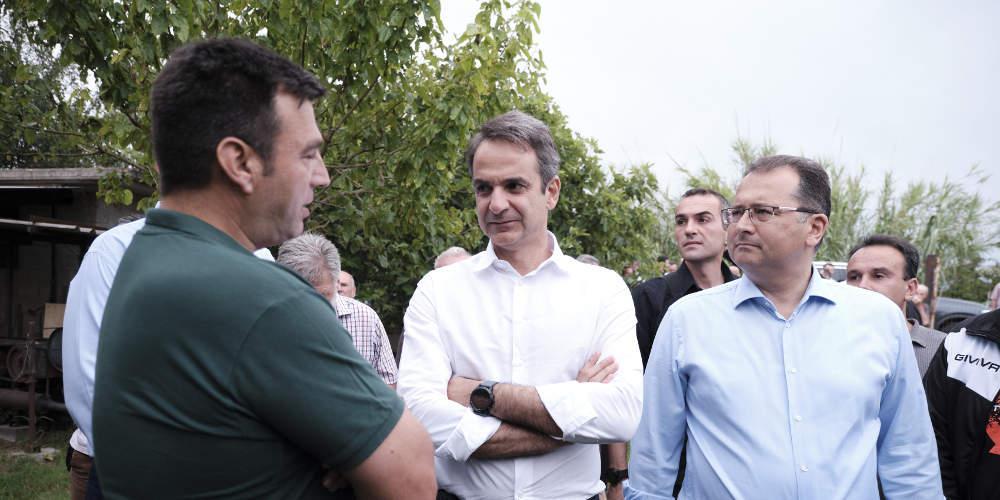 Σε Θράκη και Μακεδονία περιοδεύει ο Μητσοτάκης την Παρασκευή και το Σάββατο