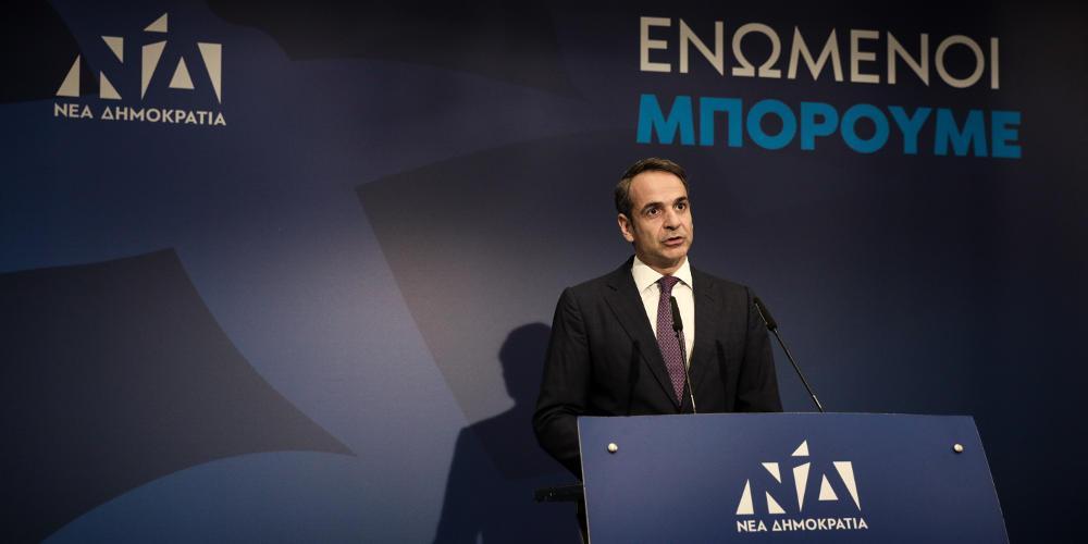Δέσμευση Μητσοτάκη: Η επένδυση του Ελληνικού θα ξεμπλοκάρει την πρώτη εβδομάδα διακυβέρνησης της ΝΔ
