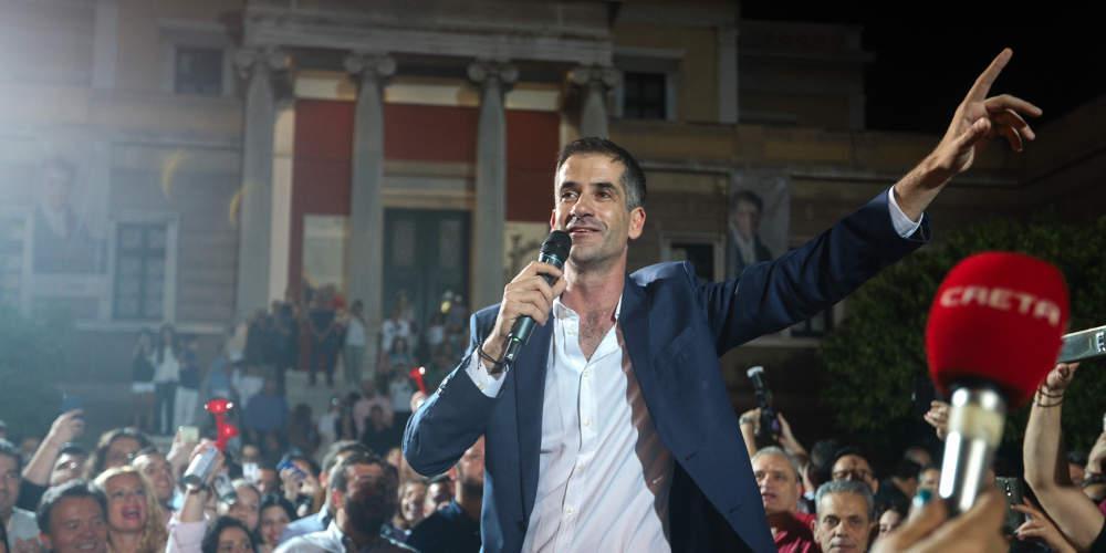 Θρίαμβος Μπακογιάννη στην Αθήνα με ποσοστό 65,24%