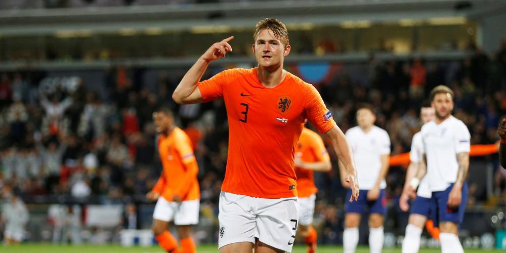 Με ανατροπή η Ολλανδία στον τελικό του UEFA Nations League 3-1 την Αγγλία