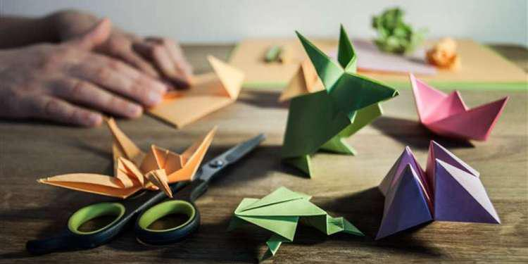 Origami: Το ταξίδι από τους Μινωίτες στην Αστυπάλαια και την... ΝASA