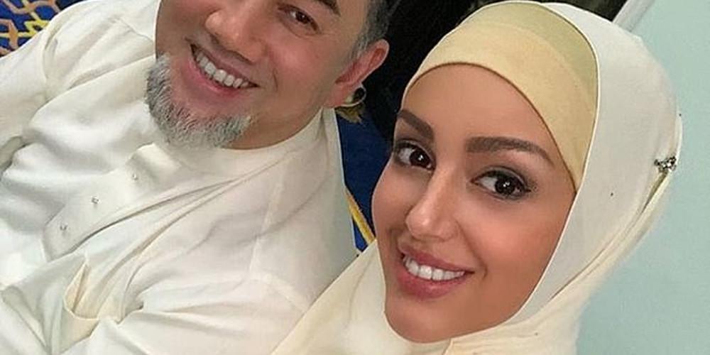Γέννησε το μοντέλο που παντρεύτηκε τον βασιλιά της Μαλαισίας [εικόνες]