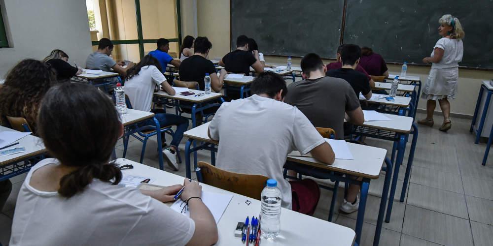 Επιστροφή στα σχολεία με «δακτύλιο»: Μαθήματα εκ περιτροπής -Τι θα γίνει με τις Πανελλαδικές