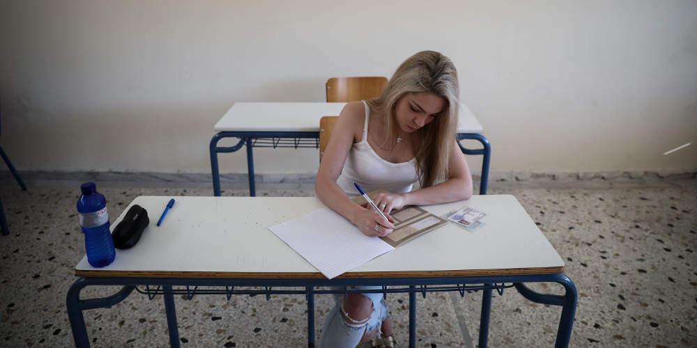 Πανελλήνιες εξετάσεις 2022: Έτσι θα εξετάζονται στα μαθήματα οι υποψήφιοι
