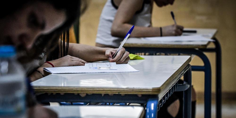 Αποτέλεσμα εικόνας για Δεν θα υπάρξει παράταση του διδακτικού έτους - Δεν αλλάζουν οι ημερομηνίες για τις Πανελλαδικές Εξετάσεις 2020