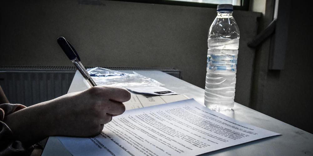 Ζαχαράκη: Θέμα ημερών η τελική ημερομηνία των για τις Πανελλαδικές
