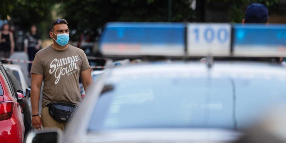 Νέα εισβολή με αυτοκίνητο σε κατάστημα ηλεκτρονικών ειδών στην Αγία Παρασκευή