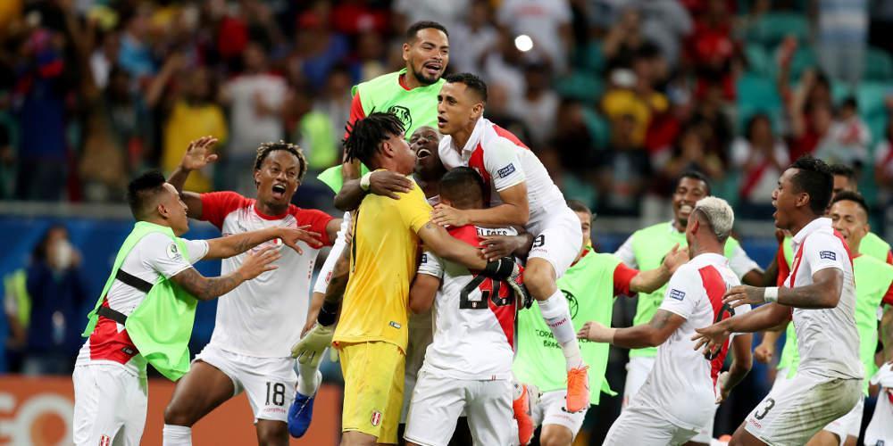 Copa America: Στα ημιτελικά το Περού – Απέκλεισε την Ουρουγουάη στα πέναλτι