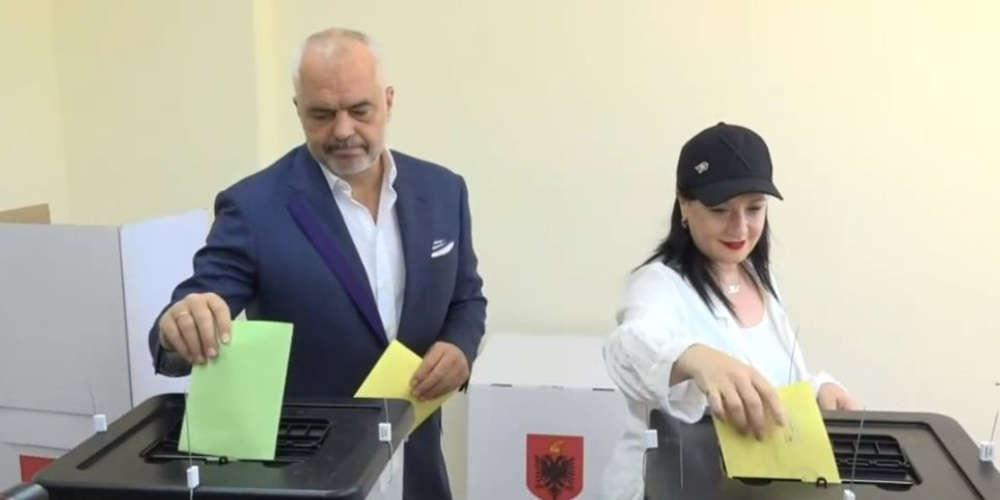 Αλβανία: Αυτοδυναμία Έντι Ράμα στις βουλευτικές εκλογές