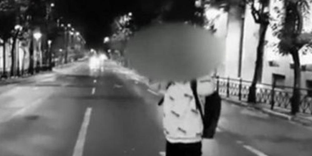 Ελεύθερος ο ράπερ που συνελήφθη για ναρκωτικά – Μίλησε στην κάμερα