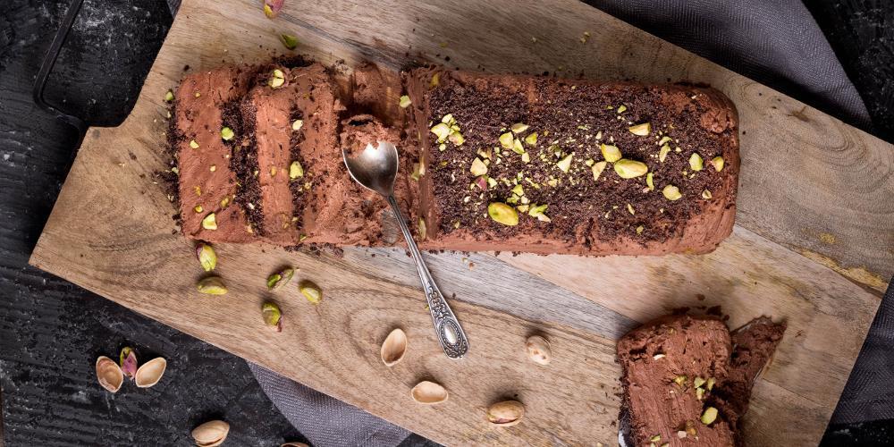 Η συνταγή της ημέρας: Πανεύκολο σεμιφρέντο σοκολάτας