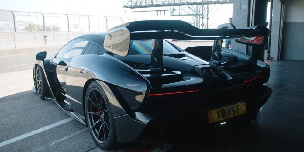 Ο Chris Harris συγκρίνει την McLaren Senna με την αγωνιστική 650S GT3 [βίντεο]