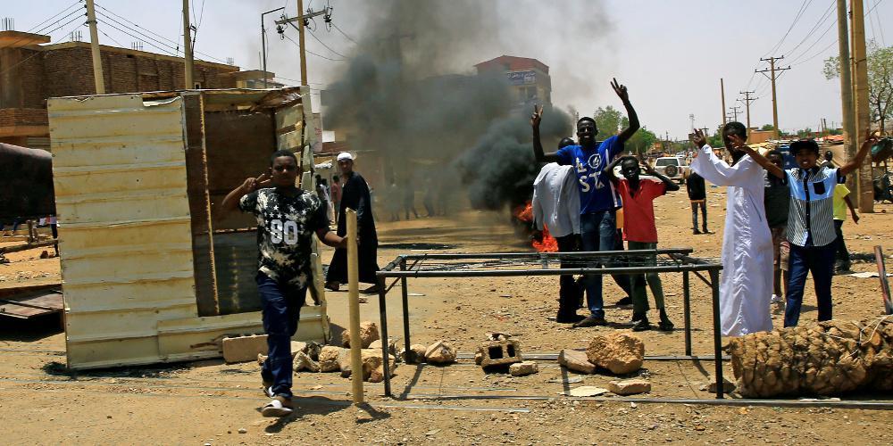 Τουλάχιστον 101 νεκροί στην καταστολή του κινήματος διαμαρτυρίας στο Σουδάν
