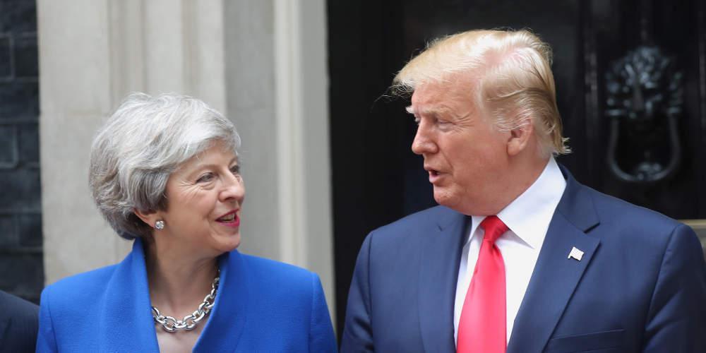 Ο Τραμπ επενδύει στο Brexit: Διάλεξε πρωθυπουργό, δίνει εμπορική συμφωνία