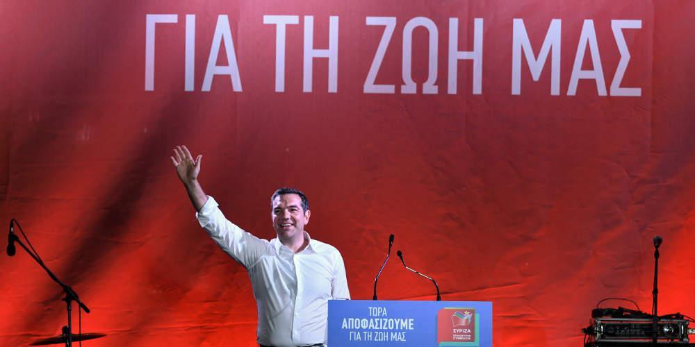 «Καζάνι που βράζει» ο ΣΥΡΙΖΑ: Αντιδρούν στη σοσιαλδημοκρατική «στροφή» - Σκέψεις για αλλαγή ονόματος