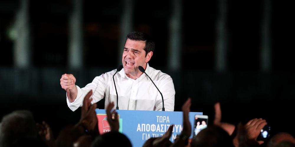 Μικρόψυχη απόπειρα συμψηφισμού από τον ΣΥΡΙΖΑ για την Χαλκιδική