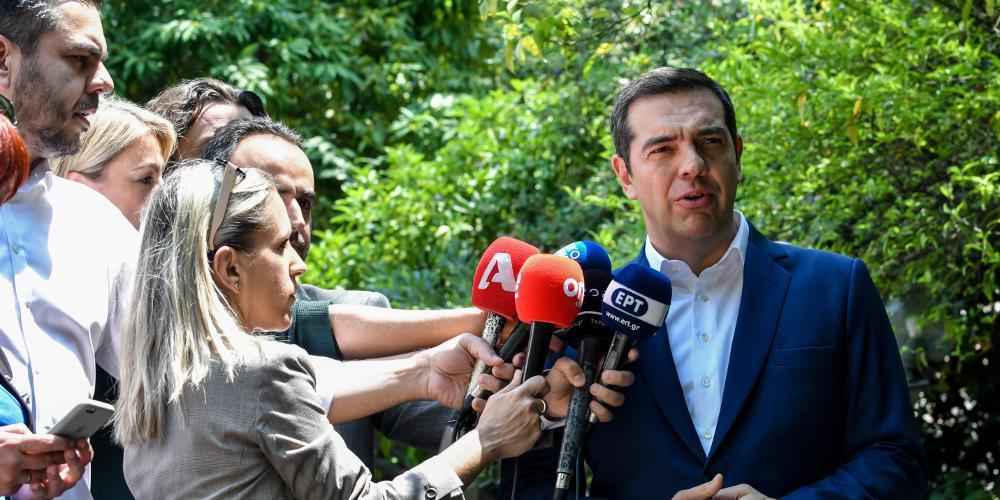 Ο Τσίπρας έδωσε τελεσίγραφο: Ή στον ΣΚΑΪ ή στα ψηφοδέλτια