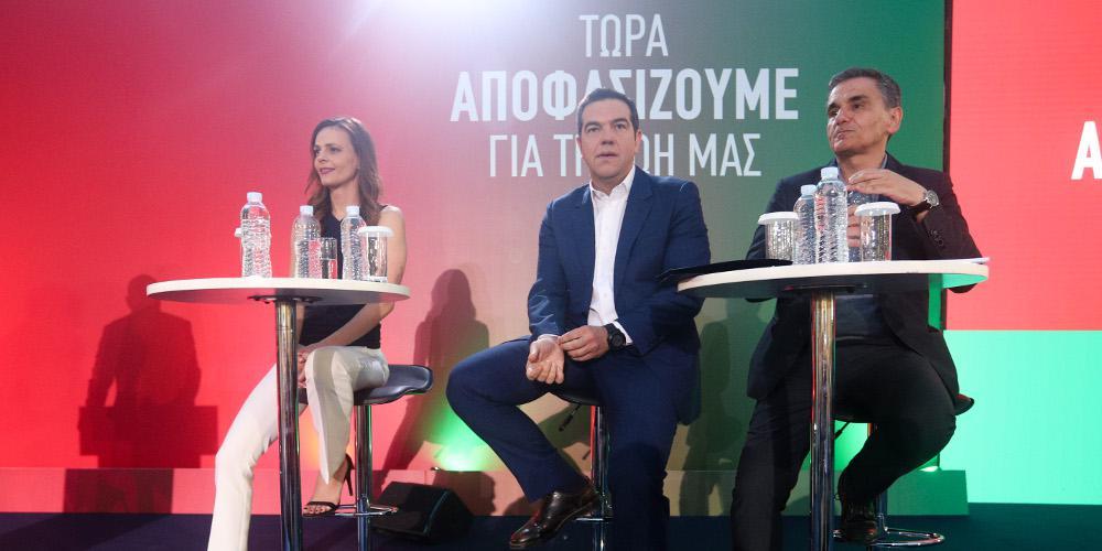 Δίκιο στον ΣΥΡΙΖΑ είναι το δίκιο του Τσίπρα – Πώς επιβάλλεται στα ψηφοδέλτια