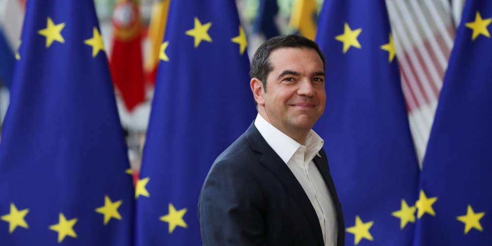 Τσίπρας στους Financial Times: Ναι στην ευρωπαϊκή προοπτική των Σκοπίων