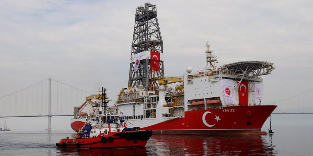 Αποκλειστικό: Βιβλίο αποκαλύπτει τις τουρκικές προθέσεις στην Ανατολική Μεσόγειο