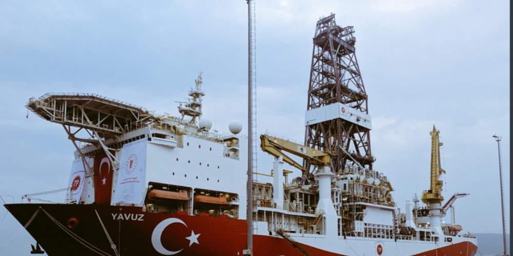 Προς την Αττάλεια το Γιαβούζ – Συνεχίζει τις απειλές η Τουρκία
