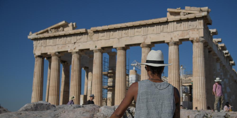 Ανεβάζει… στροφές ο τουρισμός - Αναλυτικά στοιχεία
