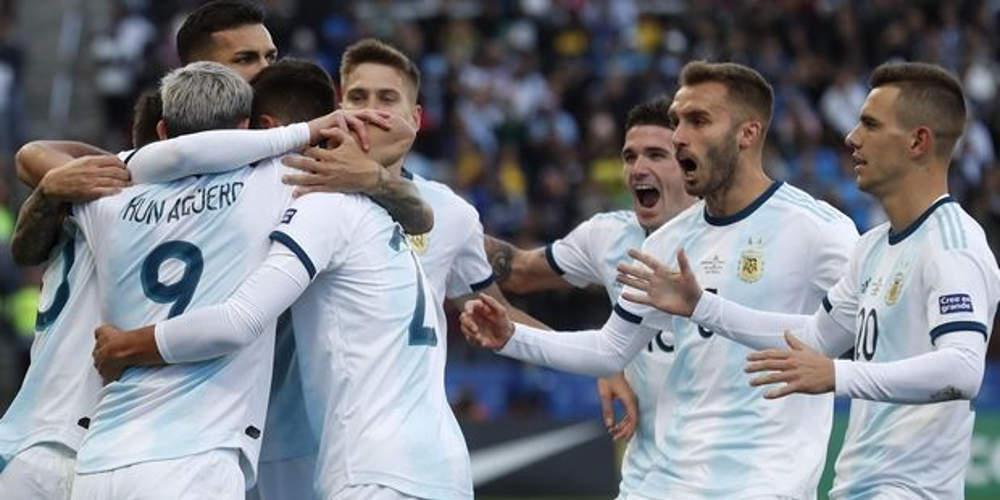 Η Αργεντινή τερμάτισε στην τρίτη θέση του Κόπα Αμέρικα [βίντεο]