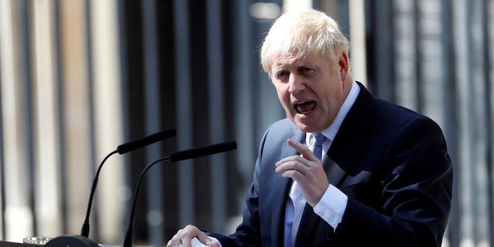 «Φρένο» Τζόνσον στη διενέργεια δημοψηφίσματος για την ανεξαρτησία της Σκωτίας