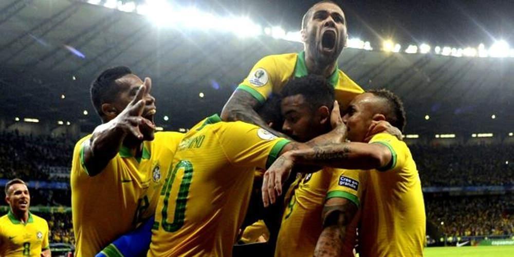 Αφεντικό η Βραζιλία προκρίθηκε στον τελικό του Κόπα Αμέρικα [βίντεο]