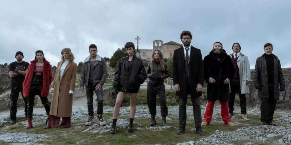 Το La Casa De Papel είναι εδώ και το Netflix γύρισε promo στην... Πάτρα! [βίντεο]
