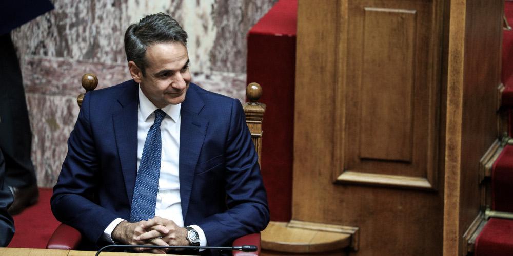 Τα ψέματα του ΣΥΡΙΖΑ για τα πρωτογενή πλεονάσματα και την επίσκεψη Μητσοτάκη στο Βερολίνο
