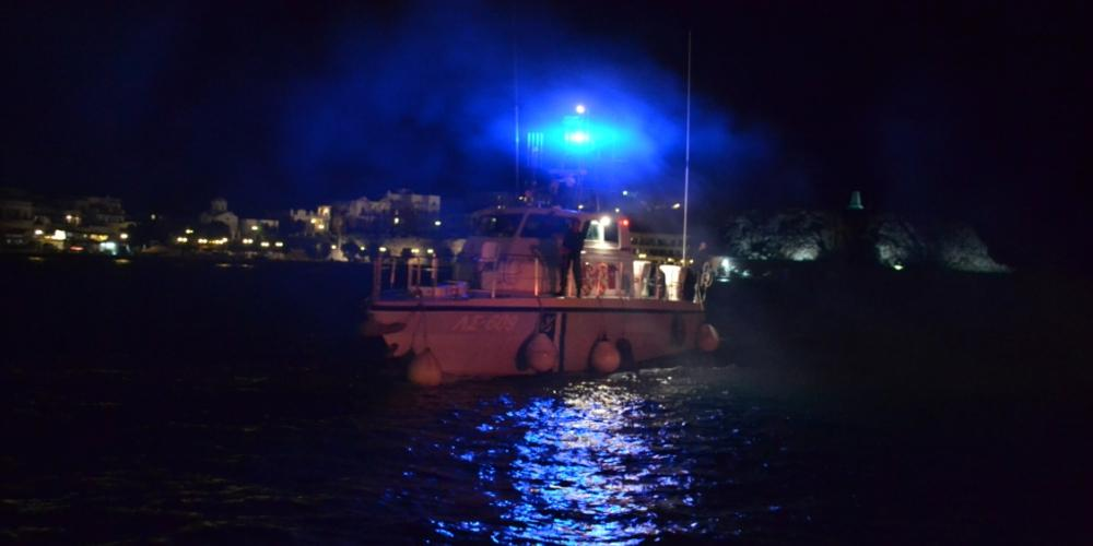 Φωτιά σε φορτηγό πλοίο ανοικτά της Ελαφονήσου