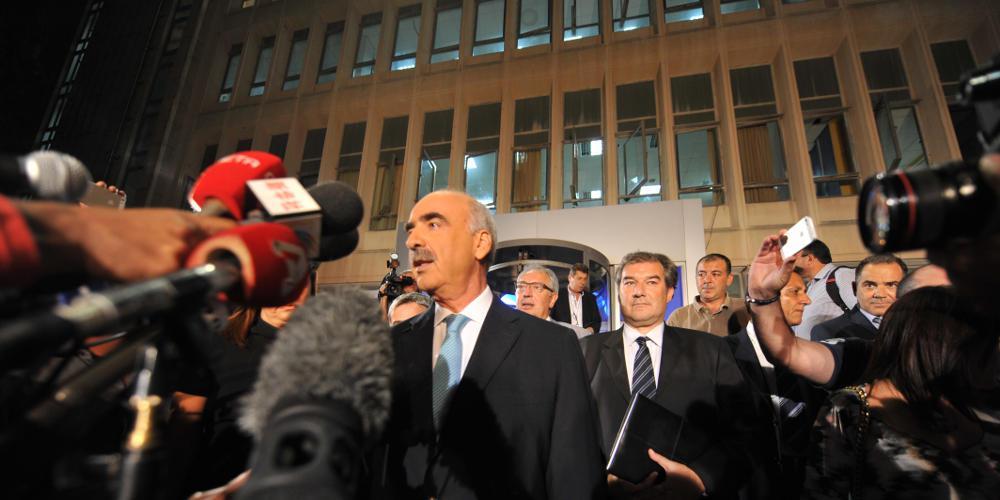 Μεϊμαράκης στον «Ε.Τ.»: Αυτοδυναμία για μια κυβέρνηση που θα ενώνει