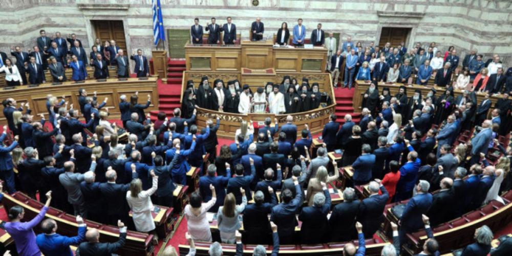 Ανανεωμένη κατά 40% η κοινοβουλευτική ομάδα της ΝΔ