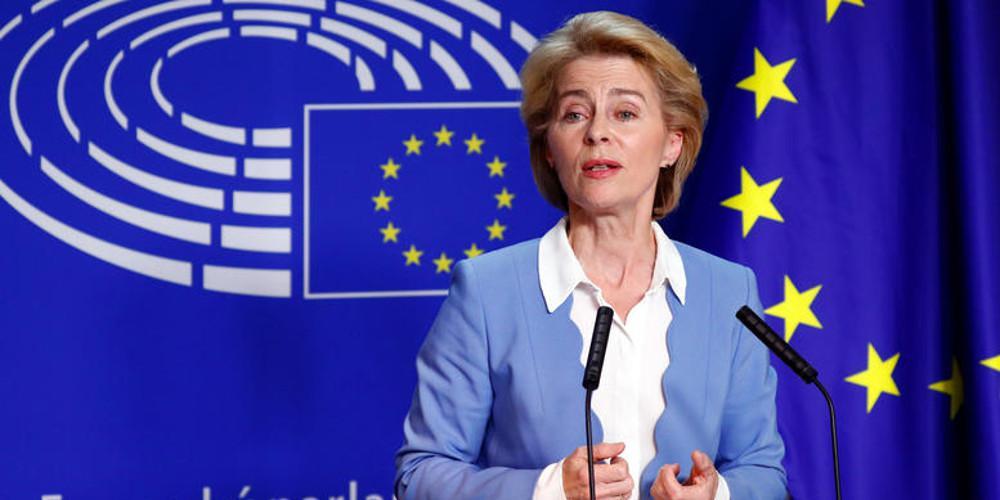 Τι φέρνει «το δόγμα» φον ντερ Λάιεν για την Ελλάδα – Ποιες οι προτεραιότητες της