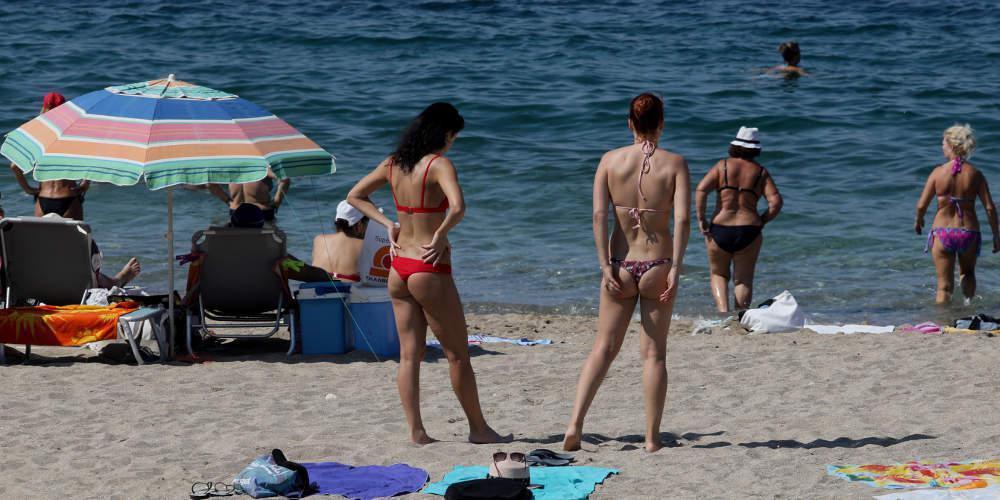 Πρόγνωση καιρού: Καλός ο καιρός την Κυριακή - Έως 34 βαθμούς η θερμοκρασία