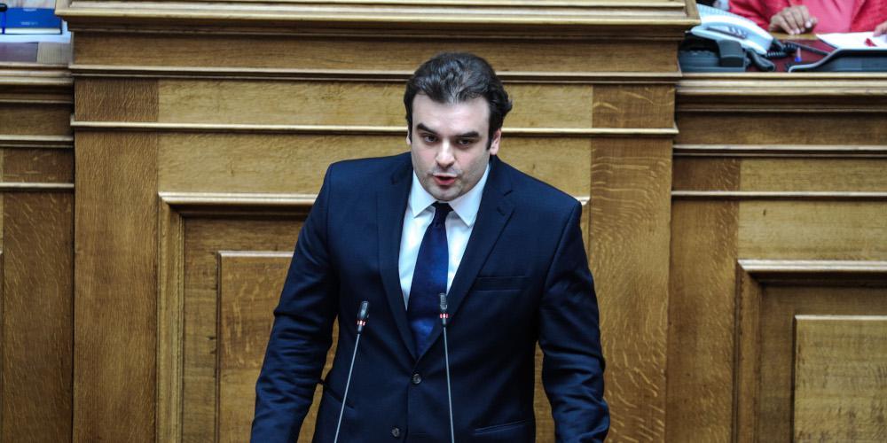 Πιερρακάκης: Η ψηφιακή ανασύσταση κράτους και δημόσιας διοίκησης – Μέσω του gov. η μείωση της γραφειοκρατίας