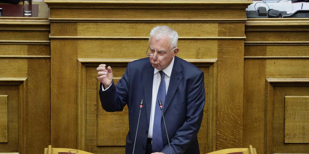 Πικραμμένος στη Βουλή: Προτεραιότητά μας να θωρακίσουμε τους θεσμούς