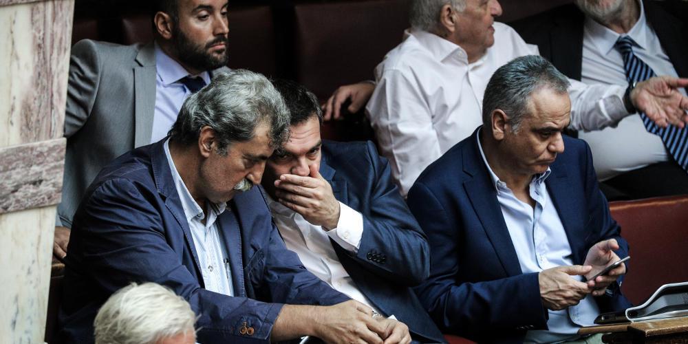 Όξυνση, κομματική στρατηγική και fake news από τον ΣΥΡΙΖΑ στην Βουλή