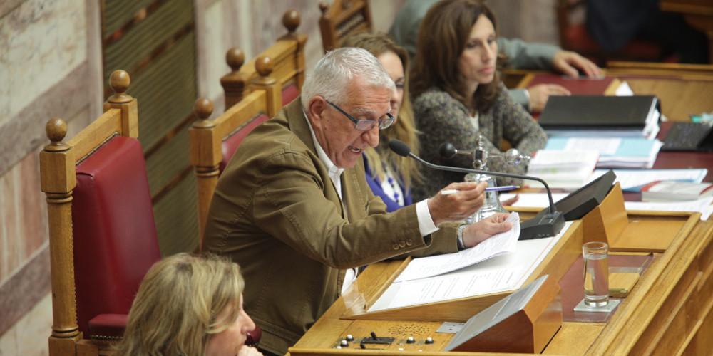 Αυτοί είναι οι νέοι Αντιπρόεδροι της Βουλής – Πόσους ψήφους πήραν