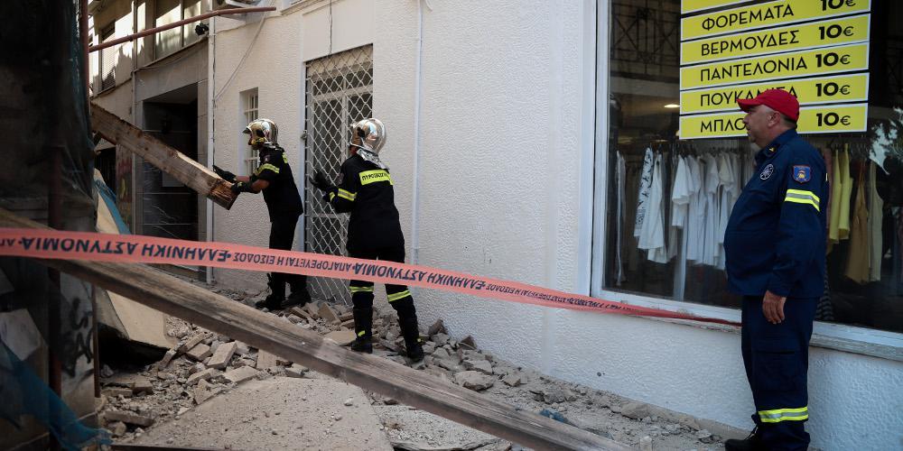 Τα επτά μέτρα για την προστασία των κτηρίων στην Ελλάδα από τους σεισμούς