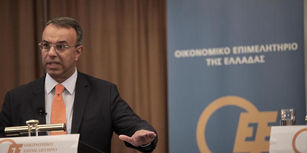 Σταϊκούρας: Βήμα προς την πλήρη επιστροφή στην κανονικότητα η αναβάθμιση από την DBRS